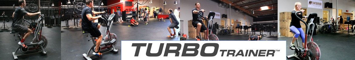 Turbo Trainer - Gym Equipment for Crossfit