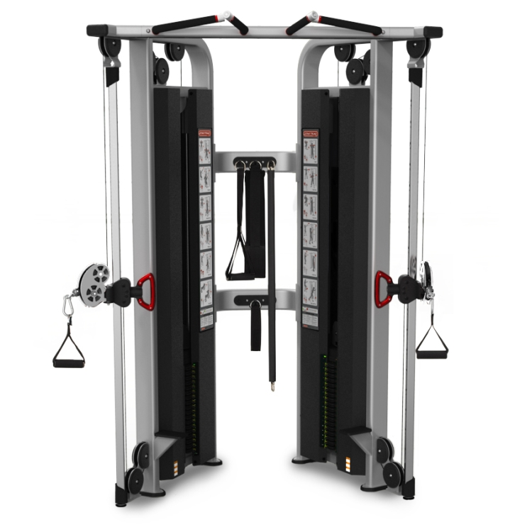 Inspiration Dual Adjustable Pulley Gym Equipment South