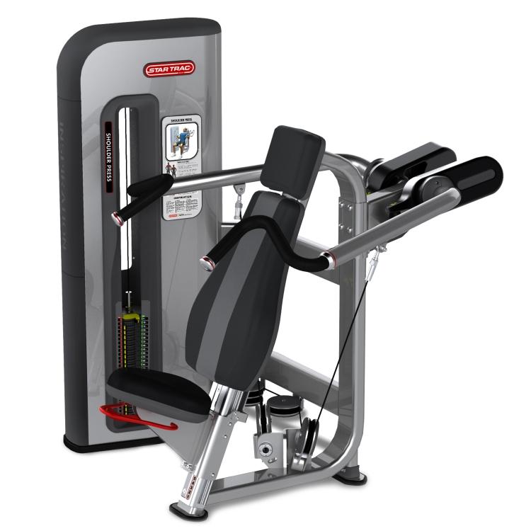 Inspiration Shoulder Press Gym Equipment South Africa