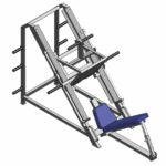 Invincible – Leg Press Olympic Plate Loaded