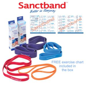 Sanctband Rubber Loops