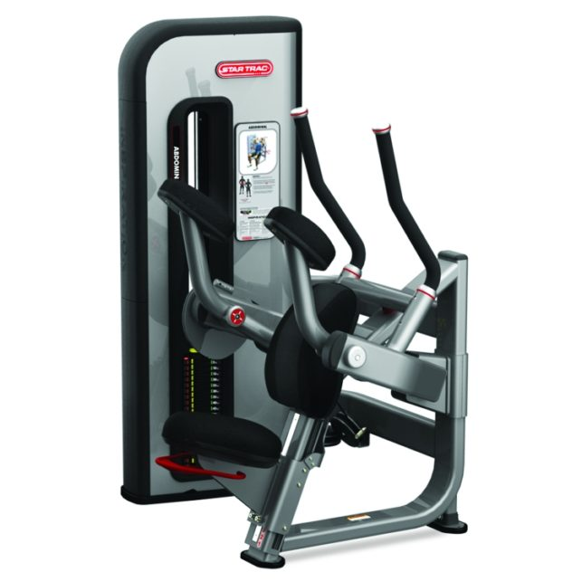 Inspiration Abdominal Machine Star Trac Commercial Gym