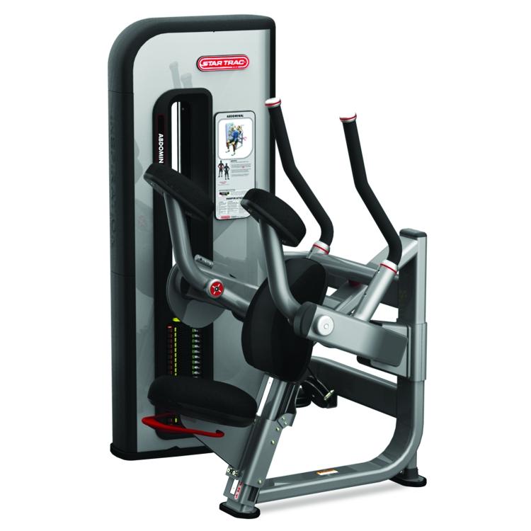 Star Trac Treadmill Weight: Inspiration Abdominal Machine