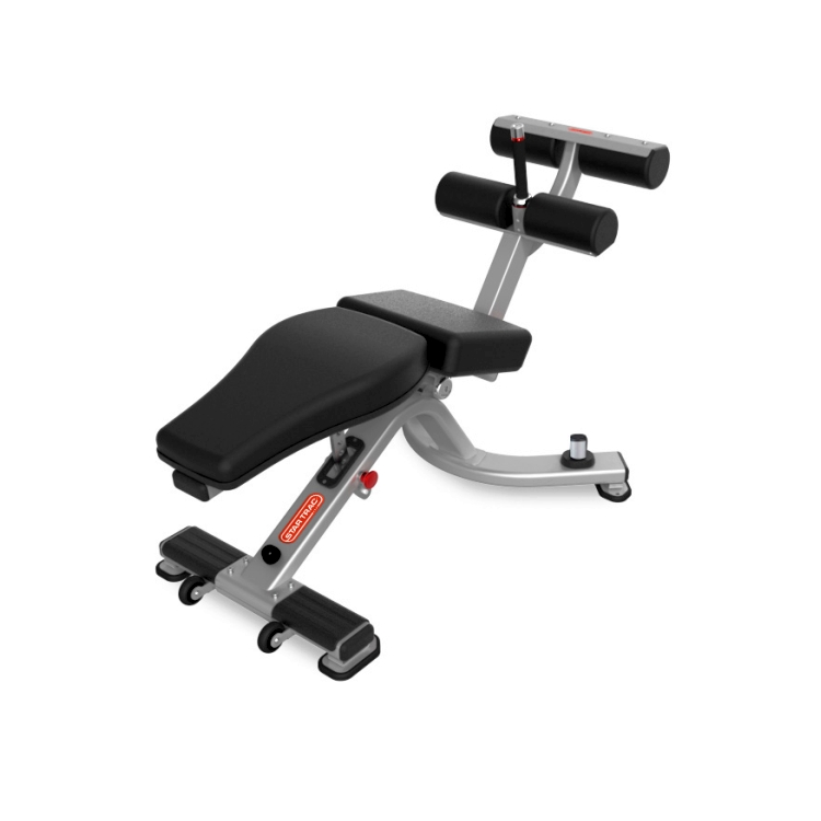 Adjustable Abdominal Bench Commercial Strength Gym Equipment