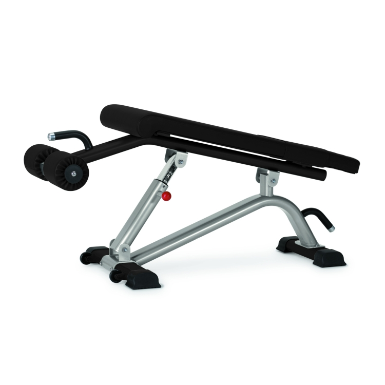 Adjustable Abdominal Decline Bench Star Trac Commercial Gym Equipment
