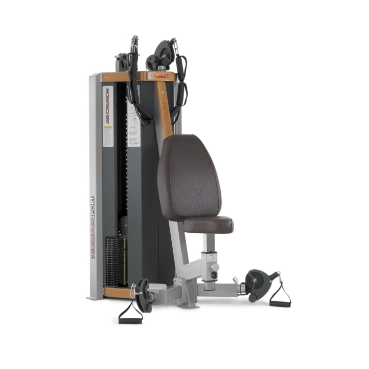 Humansport Arm Crunch Star Trac Commercial Gym Equipment