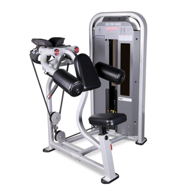 Star Trac Treadmill Weight: Impact Strength Deltoid Raise