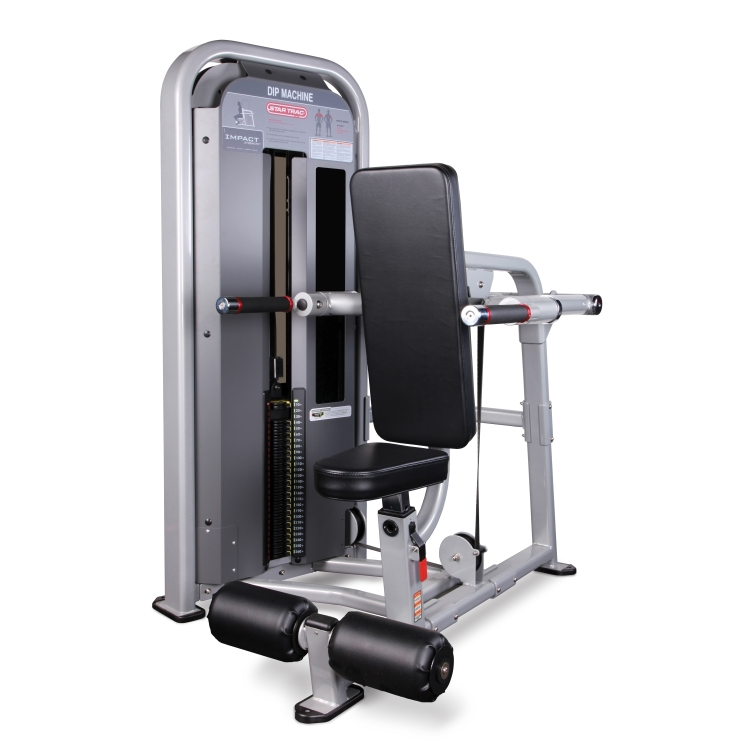 Impact Strength Dip Machine Star Trac Commercial Gym