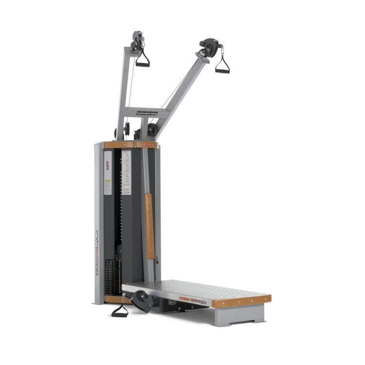 Humansport Pull Lift Star Trac Commercial Gym Equipment