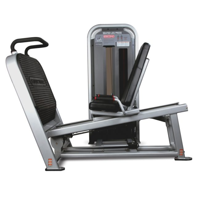 Impact Strength Seated Leg Press Star Trac Commercial