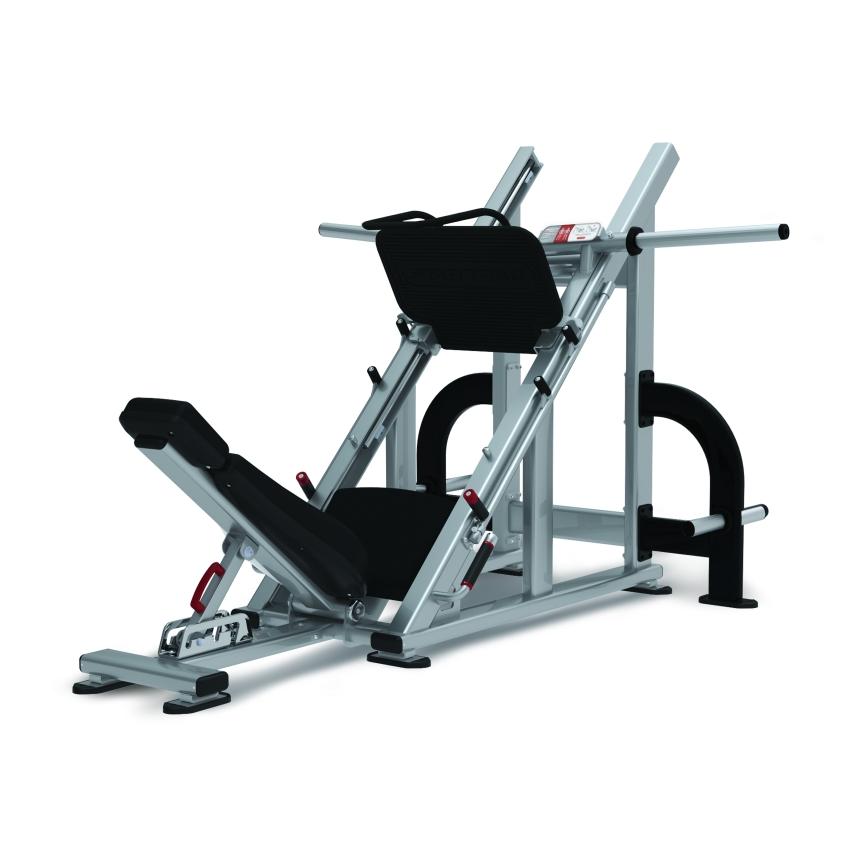 Cybex Treadmill 750t Price In India: Plate Loaded Angled Leg Press