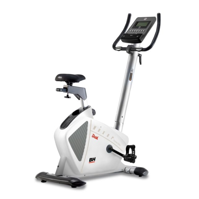 BH Nexor Dual Upright Bike - Home Gym Equipment