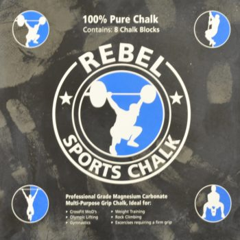 Rebel Chalk 8 Blocks Box